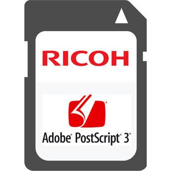 Опция Ricoh Adobe PostScript3 Unit Type P11 408092 опция ricoh ddst unit type m16 417382