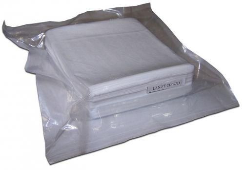 Салфетка Lanmaster LAN-FT-CL/WPD безворсовая, сухая, 100 шт.