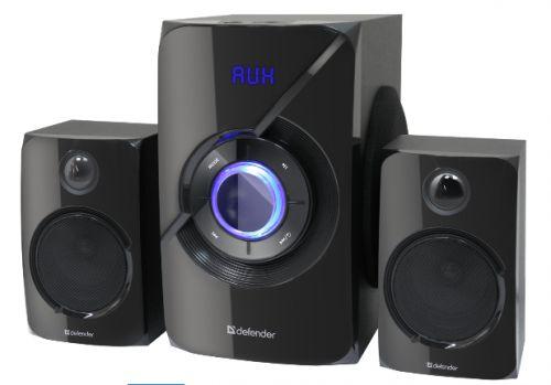 Компьютерная акустика 2.1 Defender X420 65525 40Вт, Bluetooth, FM/MP3/SD/USB