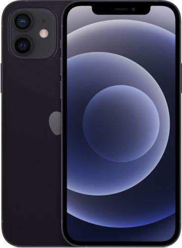 Смартфон Apple iPhone 12 64GB MGJ53RU/A black смартфон
