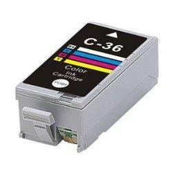 Картридж Cactus CS-CLI36 для Canon Pixma 260 цветной 250 стр.