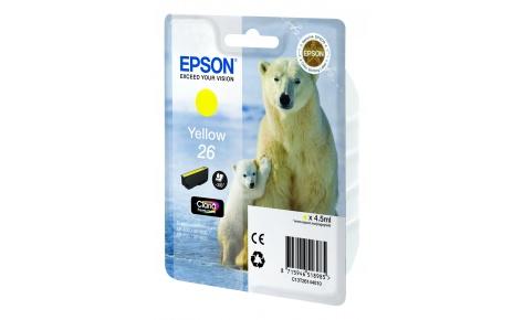 Epson C13T26144010/C13T26144012