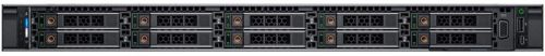 Фото - Сервер Dell PowerEdge R640 2x5115 x10 2.5 H730p mc iD9En 5720 4P 1x750W 3Y PNBD Conf2 сервер