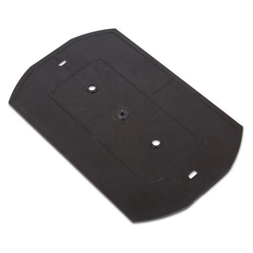 Крышка Vimcom КУ-01-ПЛ пластиковая для сплайс-пластины КУ-01