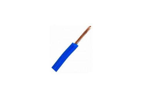 Провод РЭК-Prysmian ПуВ 1х4 ГОСТ, установочный, синий 200 м