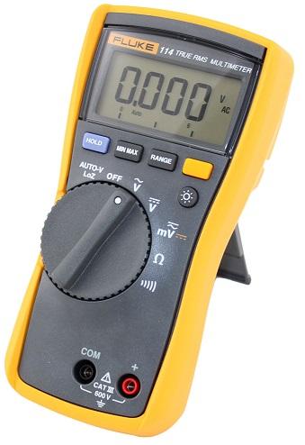 Мультиметр Fluke FLUKE-114 EUR 2583552 недорого