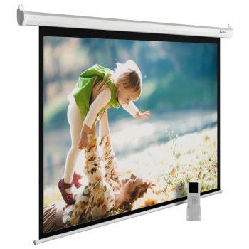 Экран Cactus CS-PSME-240X150-WT 16:10 настенно-потолочный рулонный белый (моторизованный)