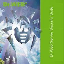 Dr.Web Server Security Suite, ЦУ, 5 ФС, продление 1 год