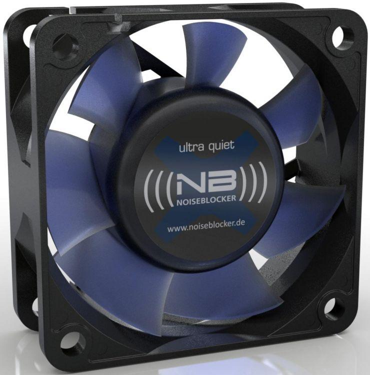 Noiseblocker BlackSilentFan XR-1