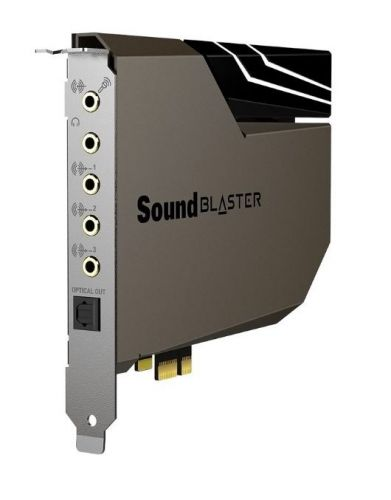 Звуковая карта PCI-E Creative Sound BlasterX AE-7 внутренняя