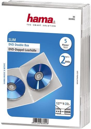 HAMA 2CD/DVD H-83892