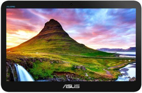 Моноблок 15.6'' ASUS V161GAT-BD050DC 90PT0201-M07640 N4020/4GB/1TB/noDVD/HD/Cam/BT/WiFi/Touch/Linux/KB/mouse/black