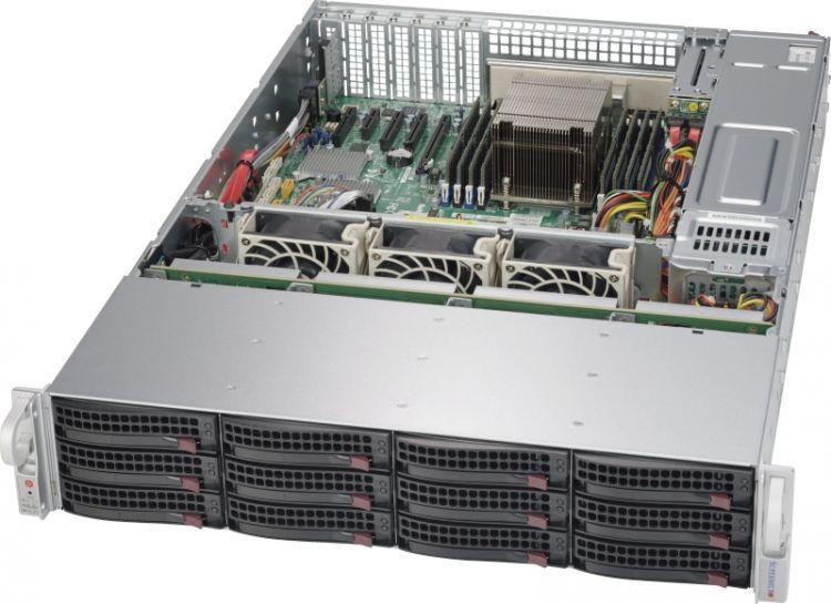Supermicro SSG-5028R-E1CR12L