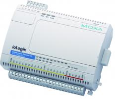 Модуль MOXA ioLogik E2262-T 6081901 Ethernet ввода/вывода: 8 термопар, 4 DO