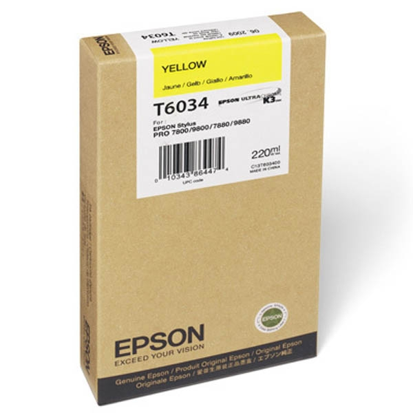 Epson C13T603400
