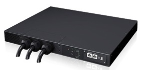 Переключатель нагрузки Delta Electronics STS30002SR10035 30А 1U, 30A,220V, IEC309-32A WITH SNMP CARD