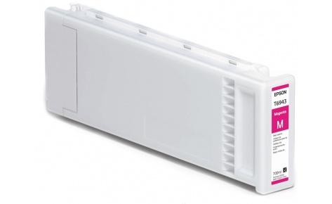 Картридж Epson C13T694300 для SureColor SC-T3000/T5000/T7000 (700 мл) пурпурный