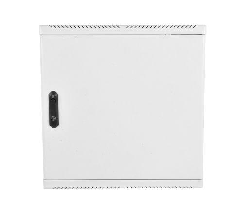 Шкаф настенный 19, 9U ЦМО ШРН-М-9.650.1 телекоммуникационный разборный (600 × 650) съемные стенки, дверь металл