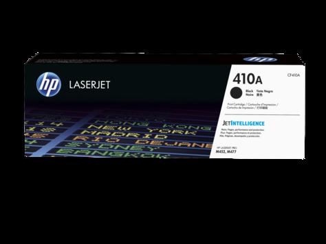 Картридж HP 410A CF410A черный для HP LJ Pro M452, M477 (2300стр.)