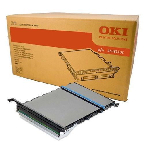 Запчасть OKI BELT-UNIT-MC760/770/780/ES7470/80/С612/С712 45381102 транспортный ремень для MC760/770/780/ES7460/80/С612/С712 60,000 стр. A4 при печати