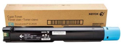 Картридж Xerox 006R01694 Тонер-картридж голубой (3K) XEROX DocuCentre SC2020
