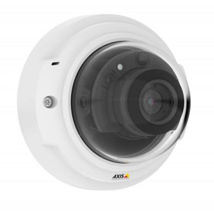 Видеокамера Axis P3375-LV RU 01062-014 2Мп ИК-подсветка. WDR-Forensic Capture, Lightfinder, Zipstream. IK10