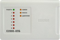 Блок Болид С-2000-КПБ контрольно-пусковой, с 6 исполнительными реле; управление от