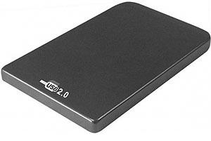 """AgeStar Внешний корпус для HDD SATA 2.5"""" AgeStar SUB2O1 (BLACK)"""