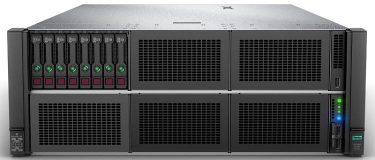 HPE Proliant DL580