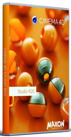 MAXON Cinema 4D Studio R20 - 3-month short-term Non-Floating (NFL). For use as stand alone produ