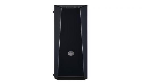 Корпус ATX Cooler Master MasterBox 5 Lite MCW-L5S3-KANN-01 черный, 2xUSB3.0, 1xFan, w/o PSU cooler master masterbox mb511 2xusb3 0 1x120 fan w o psu black red trim mesh front panel atx