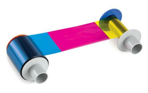 Лента полноцветная Fargo YMCKO  - купить со скидкой