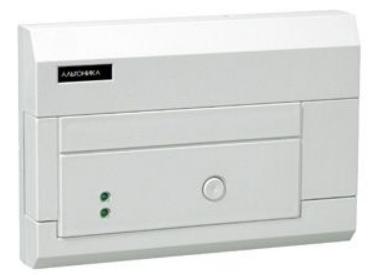Передатчик Альтоника RS-201TF-RR тревожной сигнализации. 2 шлейфа ОПС, (охрана 24 часа), -20 +50С, 10-15В
