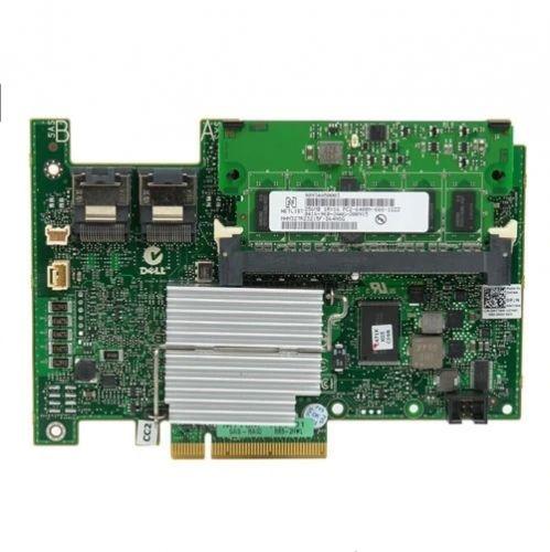 Фото - Контроллер Dell 405-AAEFt PERC H330 RAID 0/1/5/10/50, Mini-Type - For R430/R530/R630/R730 (analog 405-AAEI) блок питания dell 450 aebnt hot plug redundant power supply 750w for r540 r640 r740 r740xd t440 t640 r530 r630 r730 r730xd t430 t630 analog 450 adws