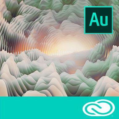 Adobe Audition CC for teams 12 мес. Level 2 10 - 49 лиц.