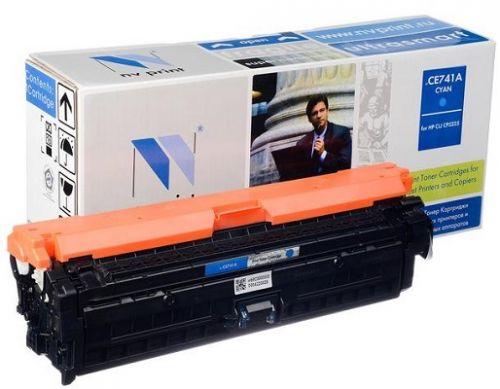Картридж NVP NV-CE741AC Cyan для LJ Color CP5225(7300k)
