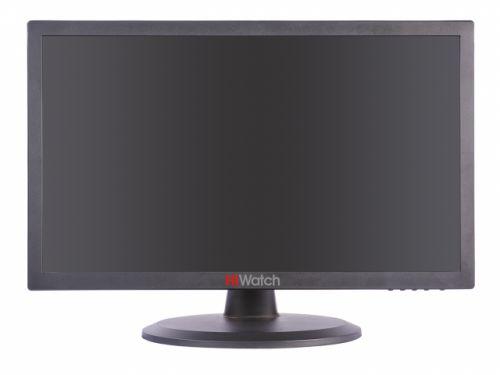 Монитор HiWatch DS-M220(B) TFT-LED, 1920х1080, 16.7млн, 200кд/м2, 600:1, 5мс, HDMI/VGA, AC100В-240В/30Вт, пластик