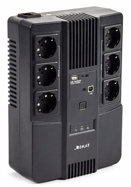 Бастион SKAT-UPS 800 AI