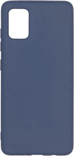 Фото - Чехол BoraSco Microfiber Case 38932 для Samsung (A415) Galaxy A41 синий чехол activ для samsung sm a415 galaxy a41 full originaldesign black 119398