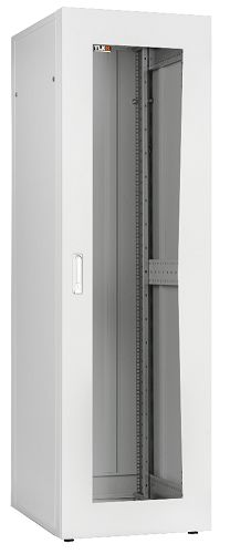 TLK - Шкаф напольный 19, 24U TLK TFI-246080-GMMM-GY