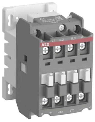 Контактор ABB 1SBL901074R8010 AX09-30-10-80 9А AC3, с катушкой управления 220-230В АС