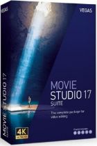 MAGIX VEGAS Movie Studio Suite 17