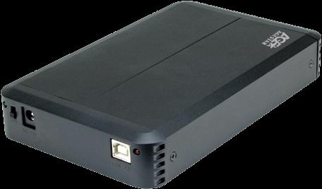 "Внешний корпус для HDD SATA 3.5"" AgeStar 3UB3O8"