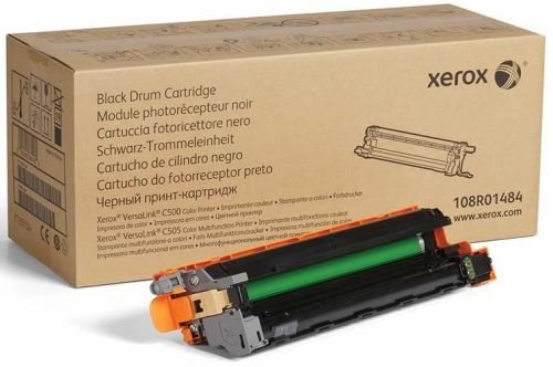 Фотобарабан Xerox 108R01484 черный (40K) XEROX VL C500/C505