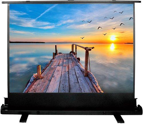 Экран Cactus CS-PSFLE-200X113 FloorExpert, 16:9, напольный рулонный
