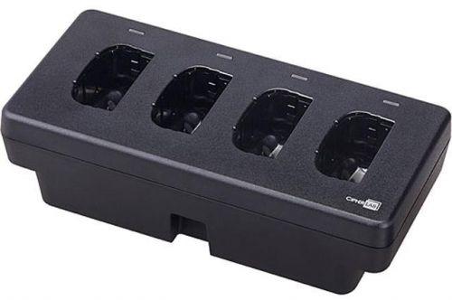 Зарядное устройство CipherLab A97004BCNN201 на 4 аккумулятора для терминалов серии 9700, Б/П