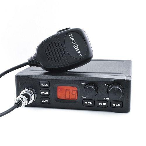Радиостанция Turbosky CB-3 автомобильная