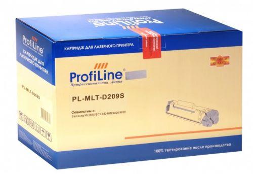 Картридж ProfiLine PL-MLT-D209S для принтеров Samsung ML-2853ND/2855ND/SCX-4824HN/4824FNK/4824FHNK/4825FN/4826FN/4828FN/4828FNK/4828HN 2000 копий Prof