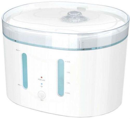 Фонтан HIPER IoT Pet Fountain HIP-FT01W поилка/контроль через IOT/фильтр IOT FT01W