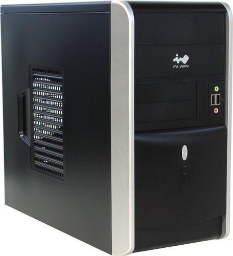 Фото - Компьютер X-Com *X-Special*O0041271* i3-8100/H310/8GB DDR4/500GB/DVD-RW/500W/mATX/KbM/Win10Pro подставка для ножей универсальная samura металл kbm 100 kbm 100 k kbm 100y